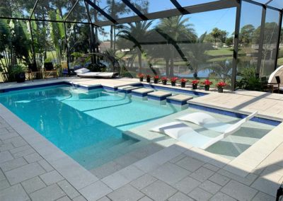 DM Dean Custom Built Home with Screened Pool